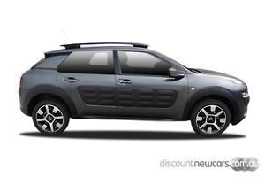 2018 Citroen C4 Cactus Exclusive Manual MY18