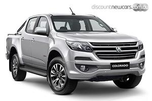 2019 Holden Colorado LTZ RG Auto 4x2 MY19