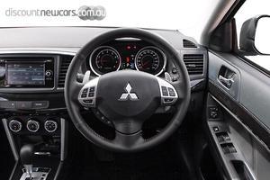 2017 Mitsubishi Lancer GSR CF Auto MY17