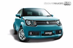 2018 Suzuki Ignis GL Manual