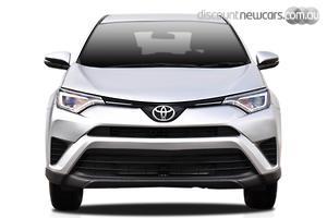 2018 Toyota RAV4 GX Manual AWD