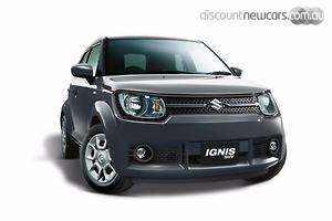 2020 Suzuki Ignis GL Manual