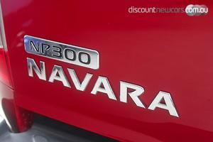 2019 Nissan Navara ST D23 Series 3 Auto 4x2 Dual Cab
