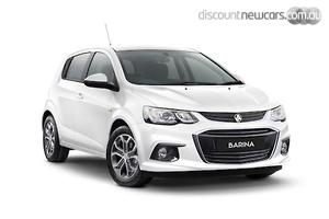 2018 Holden Barina LS TM Manual MY18