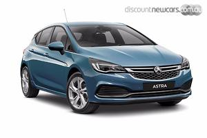 2018 Holden Astra RS BK Manual MY18.5