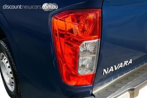 2019 Nissan Navara RX D23 Series 3 Manual 4x2 Dual Cab
