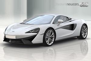 2019 McLaren 540C Auto MY19