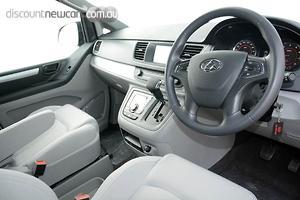 2018 LDV G10 Auto