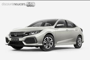 2019 Honda Civic VTi Auto MY18