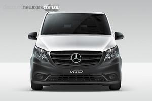 2020 Mercedes-Benz Vito 119CDI Medium Wheelbase Auto