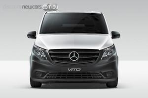 2020 Mercedes-Benz Vito 119CDI LWB Auto