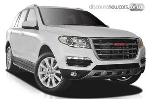 2018 Haval H8 LUX Auto AWD