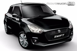 2020 Suzuki Swift GL Navigator Safety Pack Auto