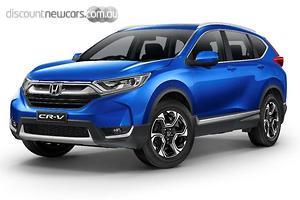 2018 Honda CR-V VTi-S Auto 4WD MY18