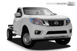 2018 Nissan Navara RX D23 Series 3 Manual 4x4