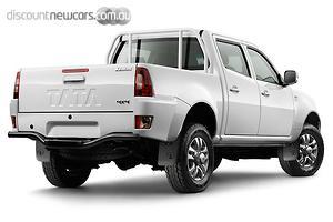 2017 Tata Xenon Auto 4x4 MY17 Dual Cab