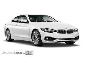 2020 BMW 4 Series 430i Luxury Line F32 LCI Auto