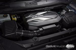 2019 LDV D90 Luxe Auto 4x4