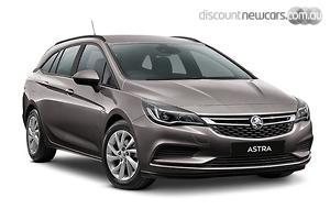 2018 Holden Astra LS+ BK Auto MY18