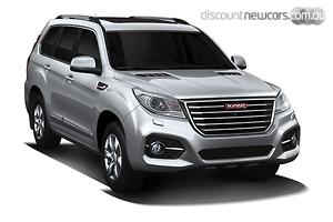 2019 Haval H9 LUX Auto 4WD MY19