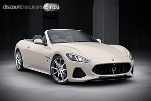 2020 Maserati GranCabrio Sport Auto MY20