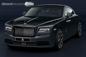 2020 Rolls-Royce Wraith Black Badge Auto MY20