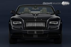 2019 Rolls-Royce Dawn Black Badge Auto MY20