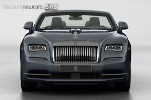 2019 Rolls-Royce Dawn Auto MY20