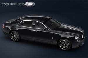 2019 Rolls-Royce Ghost Black Badge 664S Series II Auto MY20