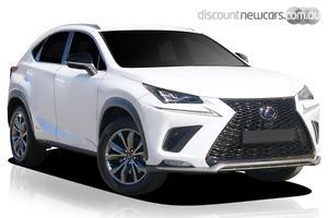 2020 Lexus NX NX300h F Sport Auto AWD