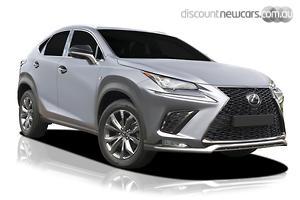 2020 Lexus NX NX300 F Sport Auto 2WD