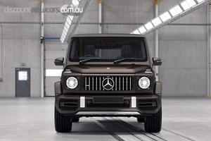 2020 Mercedes-Benz G-Class G63 AMG Auto 4MATIC