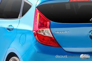 2019 Hyundai Accent Sport Auto MY18