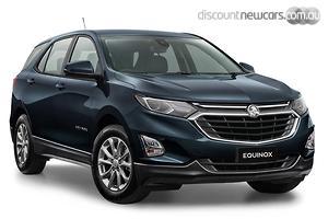 2018 Holden Equinox LS+ EQ Auto FWD MY18