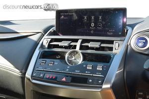 2019 Lexus NX NX300h Sports Luxury Auto AWD