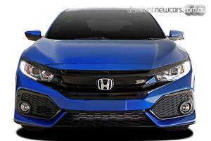 2018 Honda Civic VTi-L Auto MY18