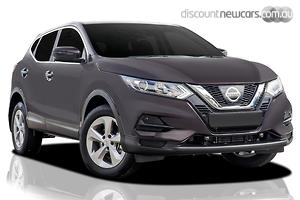 2019 Nissan QASHQAI ST J11 Series 2 Manual