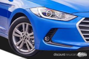 2018 Hyundai Elantra Active Auto MY18