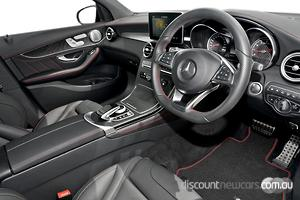 2019 Mercedes-Benz GLC43 AMG Auto 4MATIC