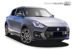 2020 Suzuki Swift Sport Manual