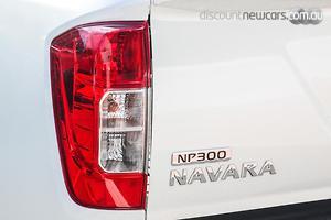 2019 Nissan Navara ST-X D23 Series 3 Manual 4x4