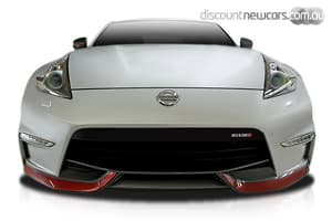 2019 Nissan 370Z NISMO Z34 Manual MY18