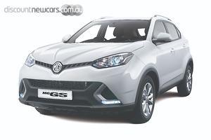 2018 MG GS Core Auto 2WD MY17.5
