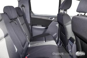 2019 Mazda BT-50 XTR UR Auto 4x4 Dual Cab