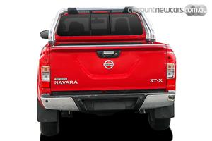 2018 Nissan Navara ST-X D23 Series 3 Manual 4x4