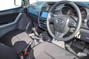 2019 Mazda BT-50 XT UR Manual 4x2