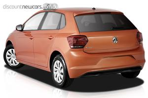 2020 Volkswagen Polo 70TSI Trendline AW Manual MY20