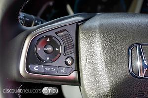 2019 Honda Civic VTi-S Auto MY19