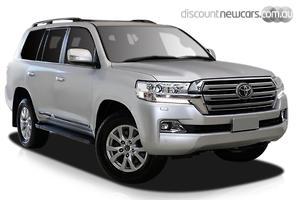2019 Toyota Landcruiser Sahara Auto 4x4