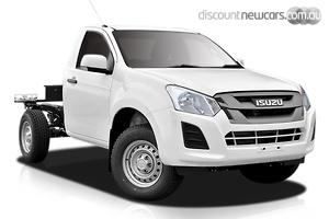2019 Isuzu D-MAX SX High Ride Auto 4x2 MY19
